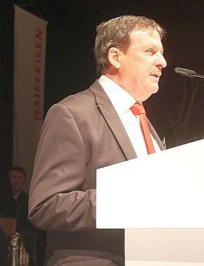 Guido Messmer, VR Präsident