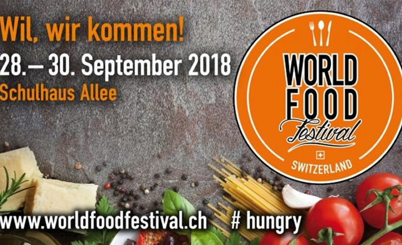 World Food Festival Allee WIl